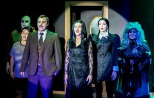 THEATRE REVIEW ON CENTRE STAGE … THE ADDAMS FAMILY