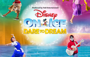 DISNEY ON ICE IS BACK 2020
