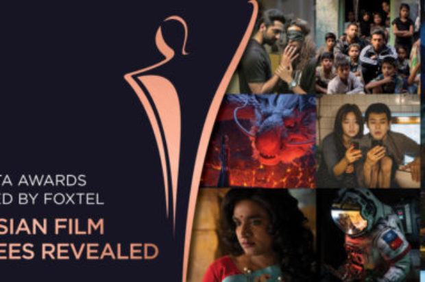 2019 AACTA ASIAN AWARDS NOMINATIONS