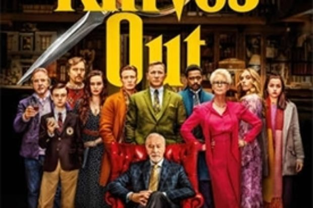 FILM RELEASE… KNIVES OUT IS A TWIST OF FUN