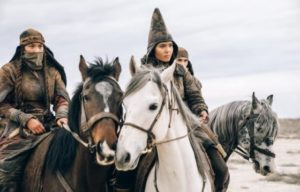 ARCLIGHT FILMS LOCKS WORLDWIDE DISTRIBUTION DEAL FOR THE EPIC FEATURE FILM 'TOMIRIS' FROM KAZAKHFILM STUDIOS AND SATAIFILM