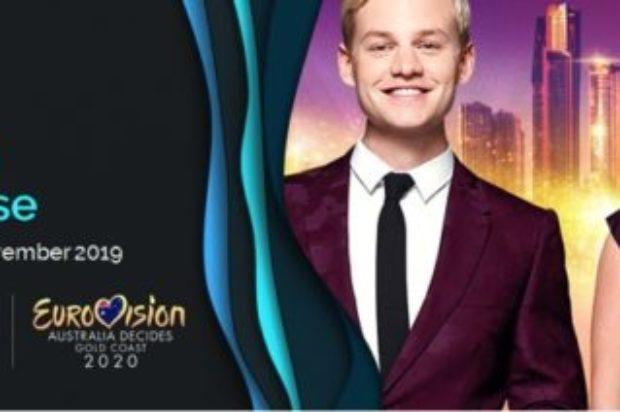 EUROVISION – AUSTRALIA DECIDES 2020