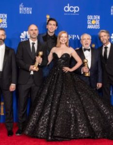 WINNER LIST OF GOLDEN GLOBES 2020