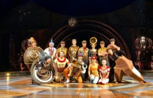 One of the Best Shows …Kurios – Cabinet of Curiosities by Cirque Du Soleil: