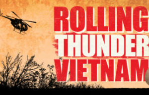 Acclaimed theatrical concert, Rolling Thunder Vietnam comes in Brisbane and Gold Coast in March
