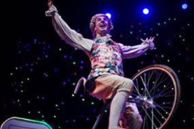 ACCLAIMED CIRCUS SHOW OPENS QPAC DEBUT SEASON