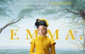 DOUBLE PASSES TO SEE CLASSIC FILM  EMMA