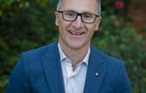 GREENS LEADER  RICHARD DI NATALE STEPS DOWN
