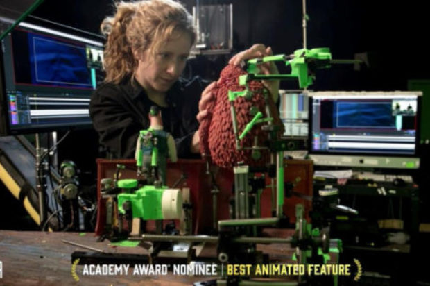 ANIMATION MISSING LINK NOMINATION FOR ACADEMY AWARDS