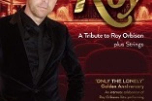 A Tribute To Roy Orbison plus Strings tour – POSTPONED DUE TO COVID-19