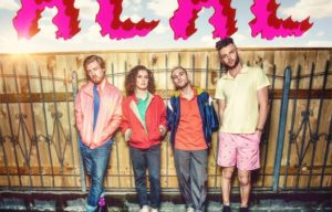 NEW ZEALAND'S ALAE RELEASE NEW SINGLE & VIDEO ACROSS AUS – OUT NOW!!