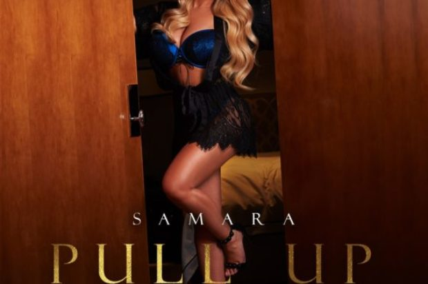 AUSSIE POP & R&B ARTIST SAMARA RELEASES NEW SINGLE: 'PULL UP'