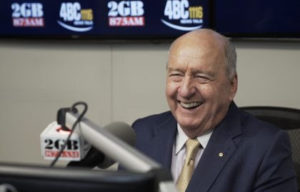 ALLAN JONES QUITS RADIO ON EXPERT ADVICE