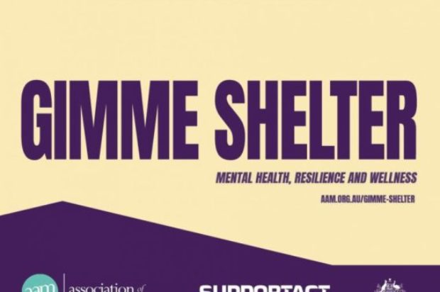 Support Act Announce Gimme Shelter