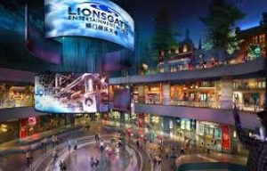 """LIONSGATE ENTERTAINMENT WORLD RE-OPENING AS CHINA THEME PARKS RE-OPEN """"POST"""" COVID-19"""