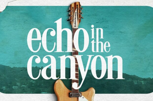 FILM REVIEW RELEASE .ECHO IN THE CANYON