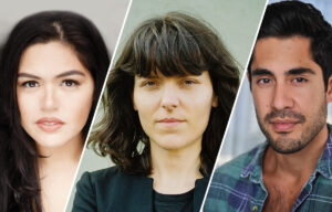 Screen Australia has announced two feature films, one television series, one children's drama and five online projects will share in $2.7 million of production funding.
