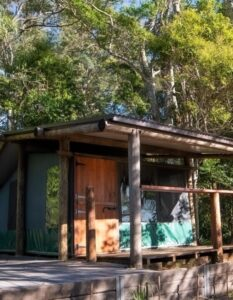HINTERLAND BINNA BURRA ROAD REOPENING AND SKY LODGES