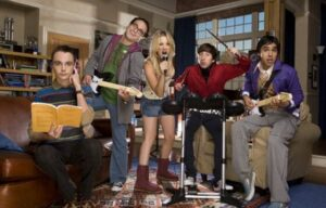 The Big Bang Theory Starts Monday, 14 September At 8pm On 10 Peach.
