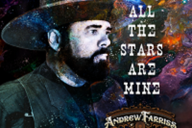 SONGWRITER ANDREW FARRISS RELEASES NEW SINGLE ALL THE STARS ARE MINE TO RADIO THIS FRIDAY