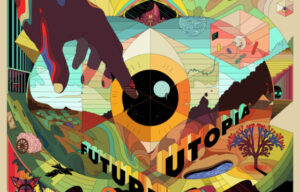 "Music Release ..Future Utopia ft. Dave ""Children Of The Internet"""