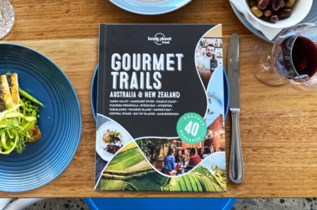 Lonely Planet serves up 40 perfect culinary weekends in Australia and New Zealand