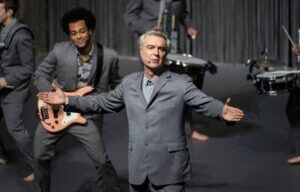 David Byrne's Acclaimed Rock Spectacle AMERICAN UTOPIA