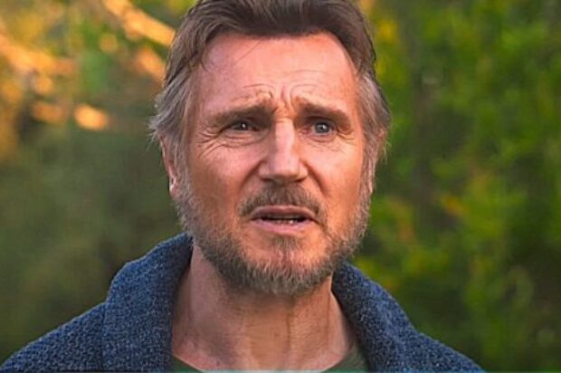 LIAM NEESON DOING INSOLATION SYDNEY PREPARE FOR MELBOURNE FILM