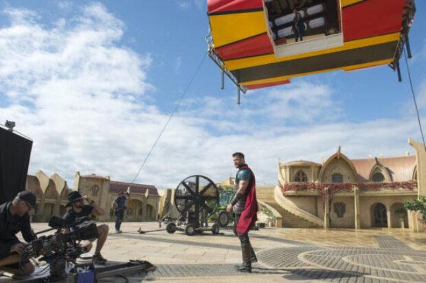 Gold Coast Scores Netflix Sci Fi Feature thanks  to Chris Hemsworth