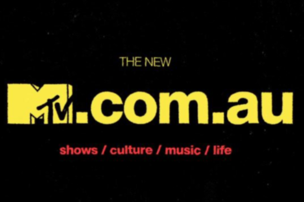 MTV.com.au Relaunches With A Fresh Glow Up