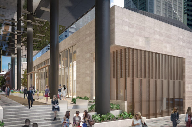 Queen's Wharf strikes deal for jaw-dropping luxury shopping precinct