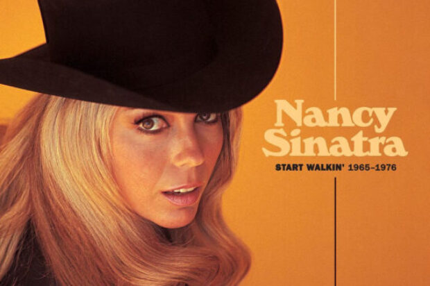 START WALKING WITH NANCY SINATRA HITS NOW STREAMING
