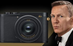DANIEL CRAIG AND PHOTOGRAPHY GREG WILLIAMS LAUNCH OFF LEICA Q2 LIMITED EDITION