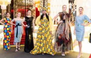 Ravishing Fashionistas Launch Kicked Off At Brisbane Emporium