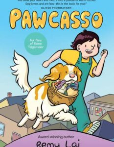 Book Release …. Pawcasso By Remy Lai