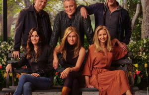 WORLD PREMIERE OF FRIENDS: THE REUNION  WILL AIR ON BINGE