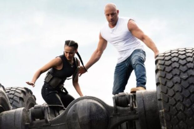 FILM REVIEW RELEASE FAST AND FURIOUS 9 OVER THE TOP