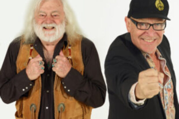 TWO MUSICAL ICONS BRIAN CADD & RUSSELL MORRIS ON TOUR