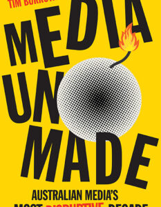BOOK RELEASE …MEDIA UNMADE BY TIM BURROWES