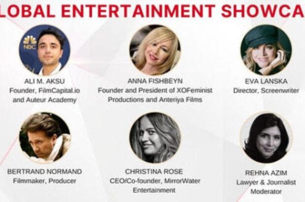 "Fourth Annual ""Global Entertainment Showcase 2021"" Held During Festival de Cannes Spotlights the International Film Scene"