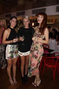 Elezabeth Kay and Lucinda Poulsen and Emma Sparks