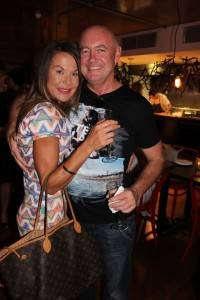 Donna and  Paul Johnston