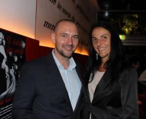 Shaun Malone and Dominique Rizzo