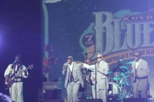 Blind boys of Alabama  Credit Caroline Russo Media