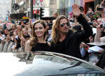Brad and Angelina Credit Dave M Bennett Getty Image