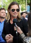 Brad Pitt credit DAVE M. BENETT
