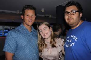 Ben Taylor and Lauren Evens, NYFA Student ?