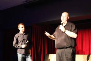 Peter Hegedus and Craig Ingham