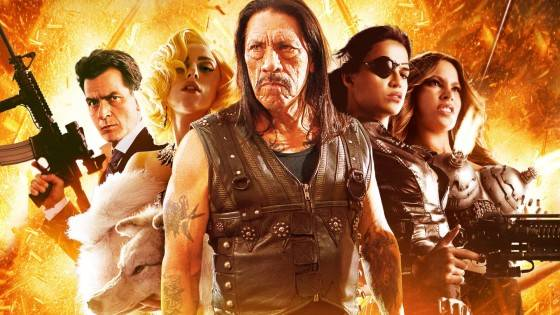 CINEMA RELEASE: MACHETE KILLS