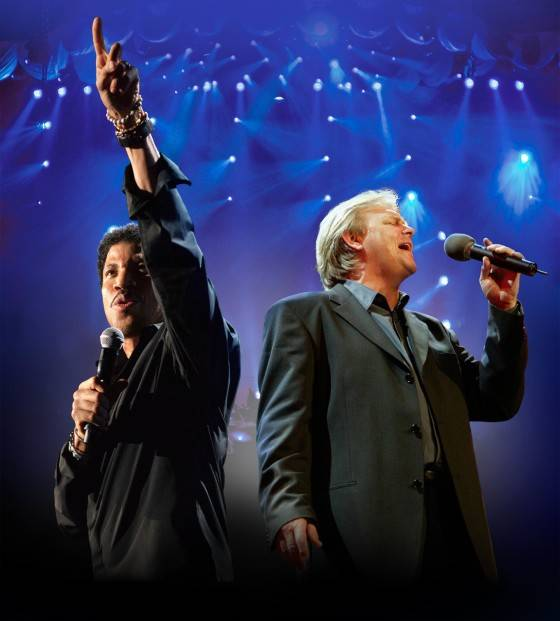 Two Music Legends To Tour Richie and Farnham